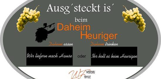 Daheim Heuriger